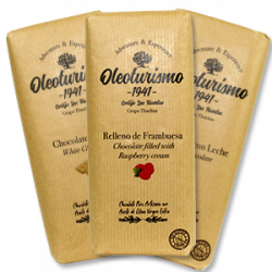 Chocololate con Aceite de Oliva