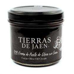 love crema de aceite de oliva con cacao 400x400